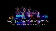 The Big Show - Video of the Day - Porky Pig's Blue Christmas - The Light Show!