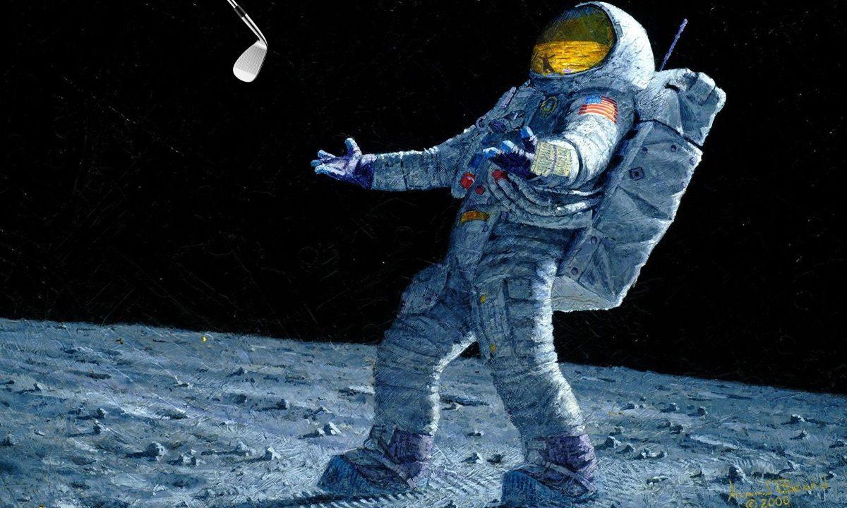 Remembering Alan Shepard's lunar golf shots, 47 years